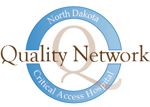 ND CAH Quality Network Logo