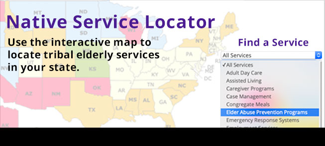 Native Service Locator